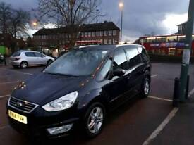 PCO FORD GALAXY 7 seater leather very good condition