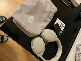 Skullcandy Crusher Evo Headphones Light Grey