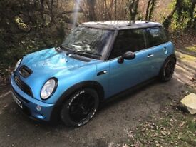 Mini Cooper S track/ road car **Janspeed**Coilovers** and much more*