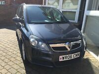 VAUXHALL ZAFIRA 1.9 DIESEL SEVEN SEATER 2006 OPEN 7 DAYS