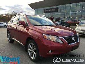 2012 Lexus RX 350 SPORT PKG*NAVI*HEADUP DISPLAY