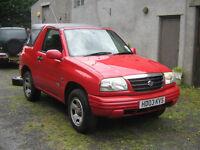 Suzuki Grand Vitara 16v Sport Convertible