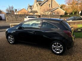 Vauxhall Corsa 1.2 D SXI 2009 model,new tyres recently fitted