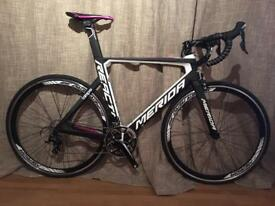 Merida Reacto 4000, Carbon Fibre Aero Road Bike