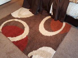 Chocolate soft furnishings bundle