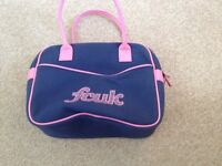 Girls small Ballet / Dance kit bag by Fcuk, as New.