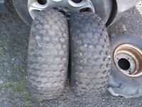 DINLI QUAD WHEELS AND TYRES