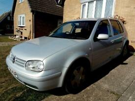 Vw gold 1.9 tdi for sale