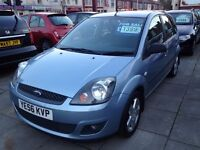 2006 56 Ford Fiesta Zetec Climate 1.4
