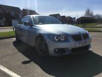 BMW 320D coupe m sport plus edition diesel sat nav