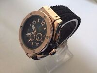 New Hublot Big Bang King Power Automatic watch with Open work back