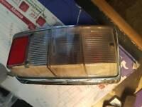 Austin mini rear light unit