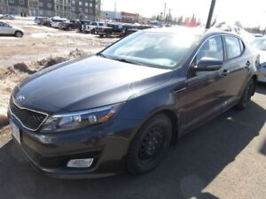 2015 Kia Optima LX- ALLOY WHEELS! HEATED SEATS! ONLY 69K!