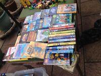 CHILDRENS DVD'S