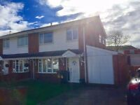 Semi Detached House for Sale with extension