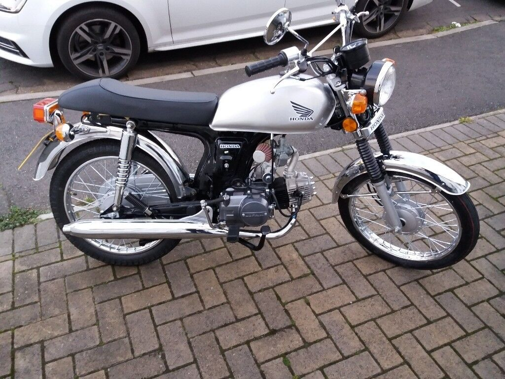 Nanyang NF50 1978 Honda SS50 Replica | in Kingswood, Bristol | Gumtree