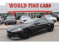 2015 Aston Martin Vanquish Carbon Black Edition City of Toronto Toronto (GTA) Preview