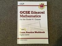 GCSE Edexcel Mathematics Practice Workbook
