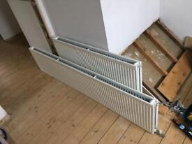 Quinn round top radiators