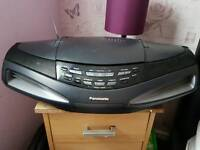 Panasonic cobra rare no remote
