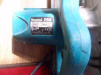 Makita circular saw 240V