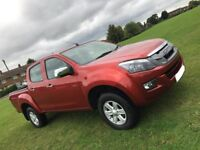 2016 ISUZU D-MAX EIGER 2.5 DIESEL 4X4 TOWBAR DOUBLE CABIN TWIN TURBO MANUAL 6 SP - CAT C REPAIRED