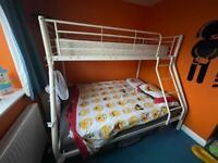 Triple Bunk Bed