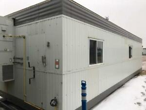 Trailer 12x60 skid office trailer for sale / rent