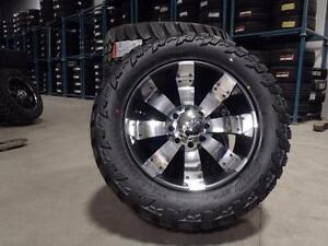 "22"" Eagle Alloys Wheels and 35"" tires Wheel/Tire COMBO! ONLY $2599!!! MANY BOLT PATTERNS AVAILABLE!!"