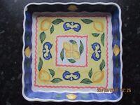 Lemoncello Plate/dish