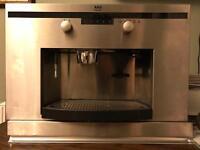 AEG Profi Espresso Coffee Machine