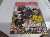 STREETFIGHTERS MAGAZINE ISSUE 202- DECEMBER 2010