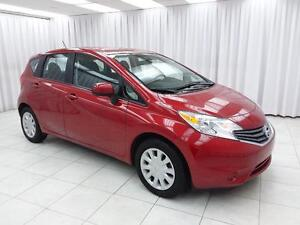 2014 Nissan Versa NOTE 1.6SV PURE DRIVE 5DR HATCH w/ BLUETOOTH,