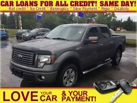 2011 Ford F-150 FX4 * 4WD * 6PASS * PWR SEATS