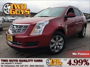 2014 Cadillac SRX Luxury LEATHER NAVIGATION SUN ROOF