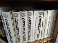 Complete Carrier's Cook Books
