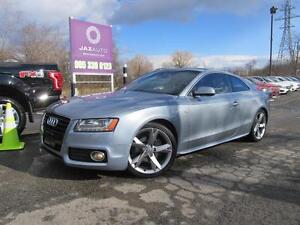 2010 Audi A5 3.2L S-LINE LOADED LOW MILEAGE NAVI/REAR CAM/PARK