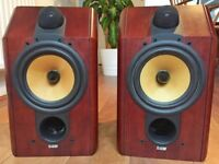 : B&W Bowers & Wilkins CDM1 SE Special Edition Speakers