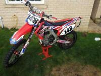CRF 450r 2015 no offers CHEAP