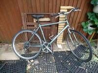 Marin Kentfield Hybrid Bike needs TLC