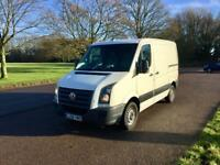 Volkswagen Crafter TDI 2.5 SWB Six speed full-service history long MOT excellent condition