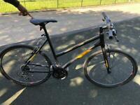 Serious Cedar Trapeze hybrid bike