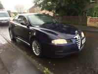 Alfa Romeo GT coupe. 1.9turbo diesel, £950 contact 07763119188