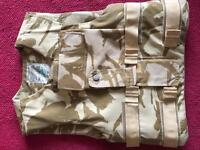 Stab vest/body armour/security