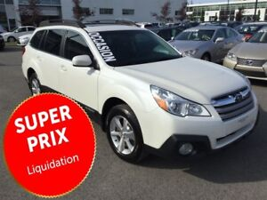 2014 Subaru Outback 2.5 iLimited+EyeSight+GPS+Cuir+Toit+Camera