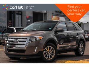2012 Ford Edge Limited AWD|Sunroof|Nav|BackUpCam|Pk.Asst.|Leathe