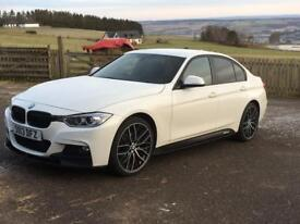 BMW 3 Series 2.0 320d M Sport xDrive (s/s) 4dr
