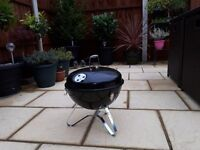 NEW - Portable Bistro BBQ - Black