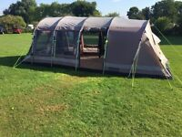 Outwell Delaware 5 Tent, very good condition