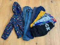 Boys 1.5-2 year old clothes bundle